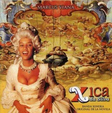 Xica da Silva - CD América Latina