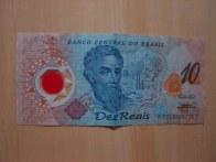 Dinheiro de Plastico