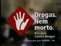Campanha Anti-Drogas Anos 90