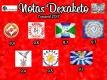 Notas Dexaketo - Grupo Especial - Carnaval SP 2017 - Escolas de Sexta-Feira