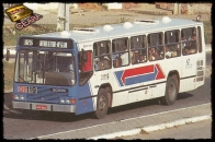 Onibus Fortaleza Anos 90