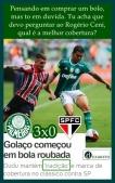 Palmeiras goleia São paulo - Cobertura - Dudu - Dexaketo
