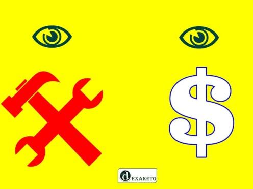 Um Olho No Comunismo, Outro no Capitalismo - Dexaketo