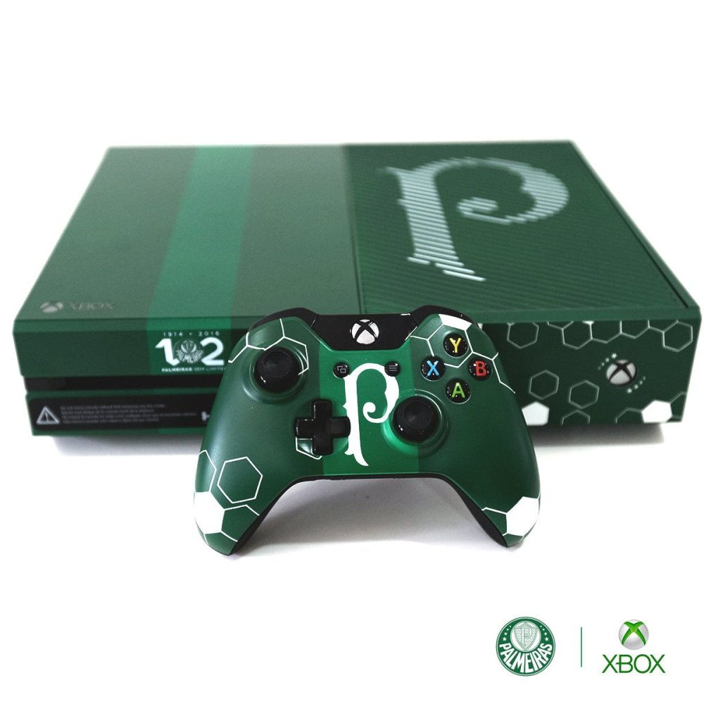 X-Box do Palmeiras