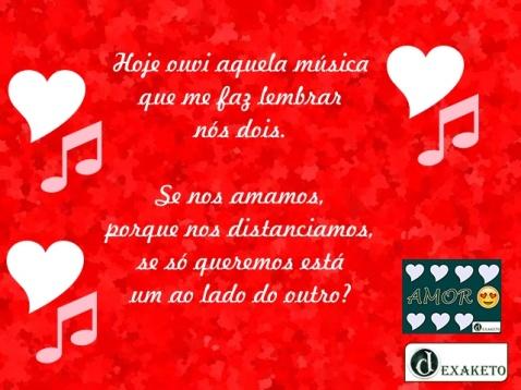 A Nossa Música - Momento Amor - Dexaketo
