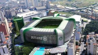 Allianz Parque - Maquete Virtual