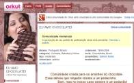 Eu Amo Chocolate