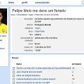 Felipe Melo Me Deve Um Feriado
