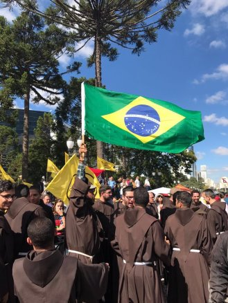 Frades - Greve Curitiba 2017