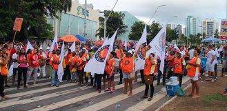 Greve Geral Força Sindical 2017