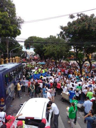 Greve Geral Fortaleza 2017