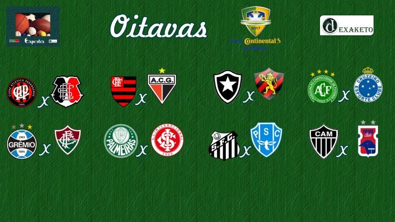 Oitavas - Copa do Brasil 2017 - Dexaketo