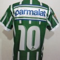 Palmeiras Parmalat Nº 10 1992-1996