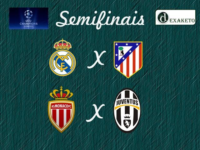 Semifinais - UEFA Champions League - Dexaketo