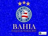 Bahia Campeão Nordestão 2017 - Dexaketo