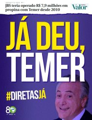 #ForaTemer - UNE