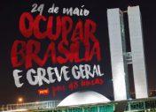 #OcupaBrasilia - PSTU