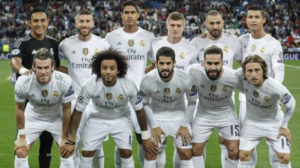 Real Madrid 2016