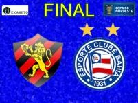 Sport X Bahia - Final Nordestão 2017 - Dexaketo
