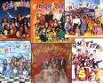 Todos os CDs Chiquititas