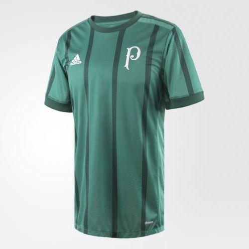 Unifome Palmeiras Adidas 2017-2018