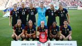 US Womens National Team 2015