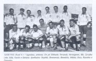 Brasil no Mundial 1930