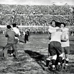Fiesta Uruguaya en Copa do Mundo 1930