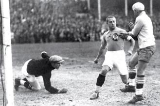 Jogo do Brasil na Primeira Copa do Mundo Uruguai 1930