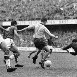 Jogo na Copa do Mundo Uruguai 1930