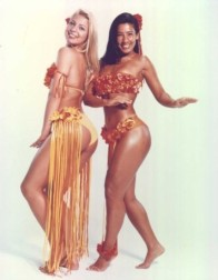 As Scheillas - Dança do Hawai - É o Tchan 1998