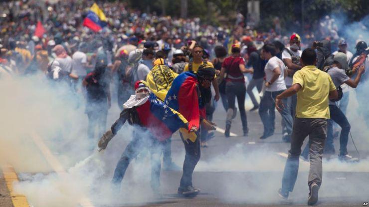 Salve a Venezuela!
