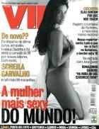 Scheila Carvalho - A Mulher Mais Sexy do Mundo - 1999