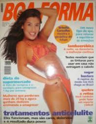 Scheila Carvalho - Boa Forma 1998