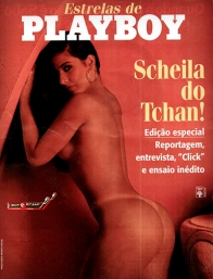 Scheila Carvalho - DVD Playboy