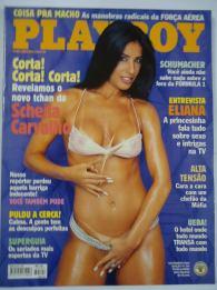 Scheila Carvalho - Playboy 2000