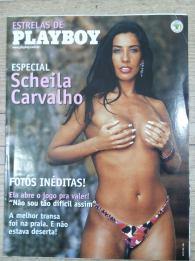Scheila Carvalho - Playboy - Edição Especial