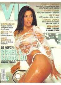 Scheila Carvalho Revista Vip 2000