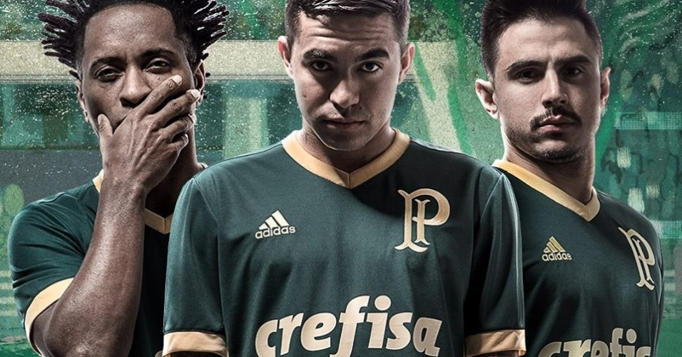 Uniforme Palmeiras 2017