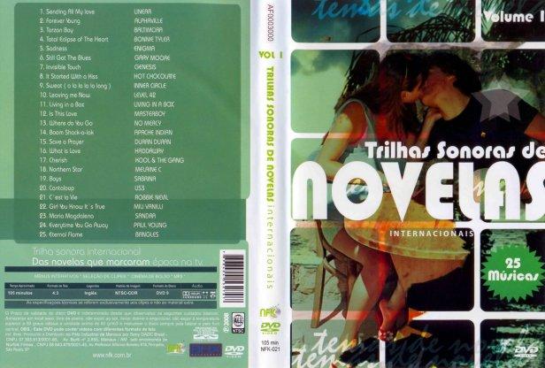 Trilhas Sonoras de Novelas Internacionais - Volume 1
