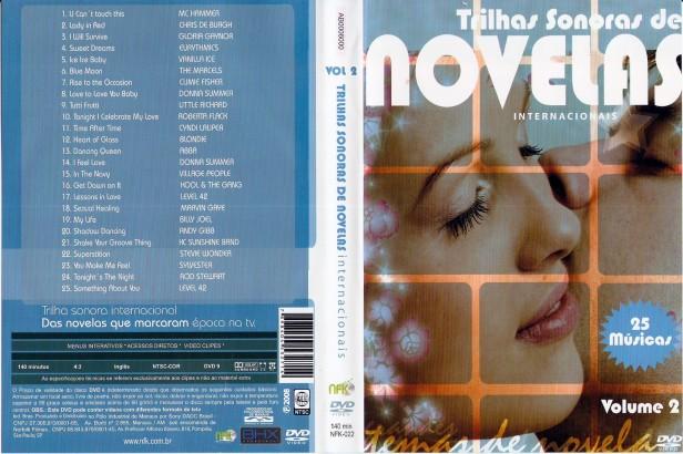 Trilhas Sonoras de Novelas Internacionais - Volume 2