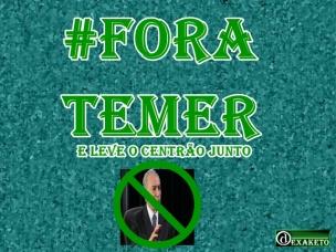 #ForaTemer - Dexaketo