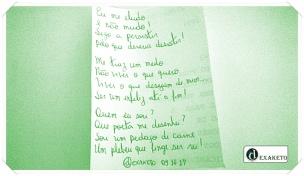 O Poeta Teimoso - Poesia - Dexaketo