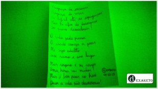 Preguiça de Viver - Poesia - Dexaketo