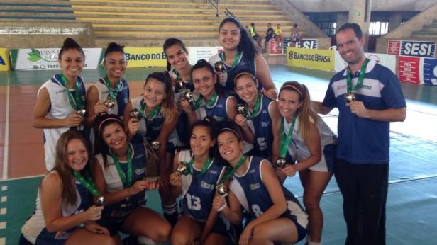 Seleção Cearense Feminina Juvenil - Volei - CBS 2017