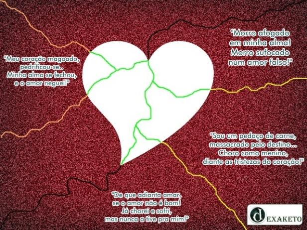 Sofrimento do Coração - Dexaketo