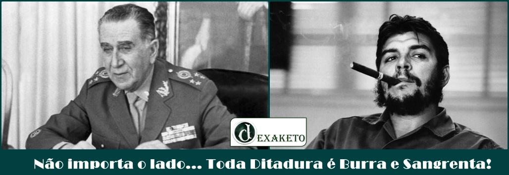 Toda Ditadura é Burra - Dexaketo
