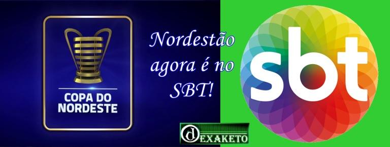 Nordestão é no SBT - Dexaketo