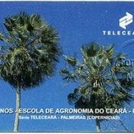 Cartão Telefonico - TeleCeará - Fortaleza