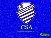 CSA Campeão Brasileiro Série C 2017 - Dexaketo